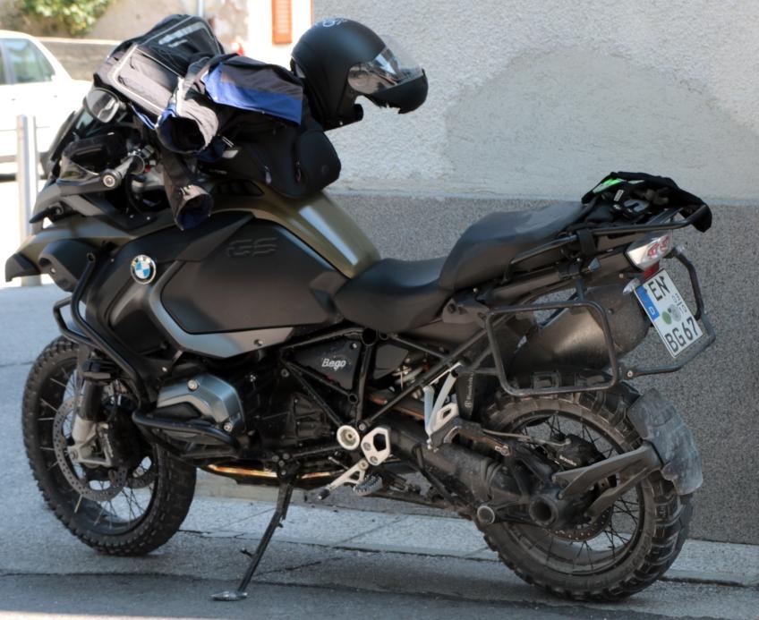 Bernhards Moped