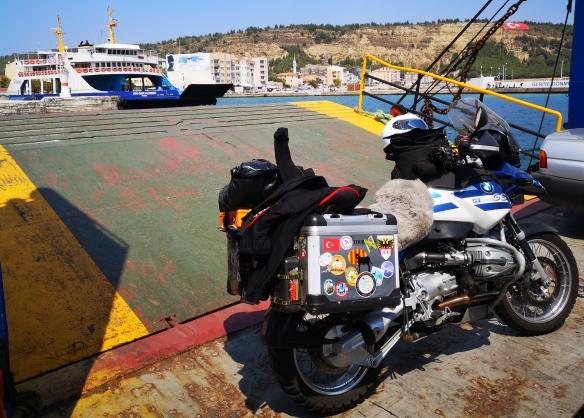 Überquerung der Dardanellen